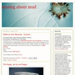 musing about mud