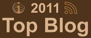 Top Blog Badge