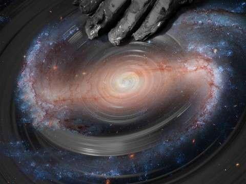 pottery wheel galaxy