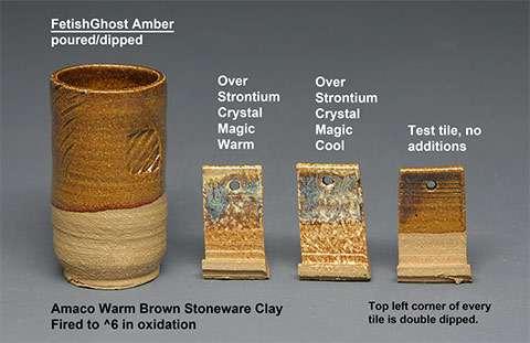 Glaze Tests