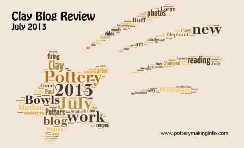 Clay Blog Review - July 2013