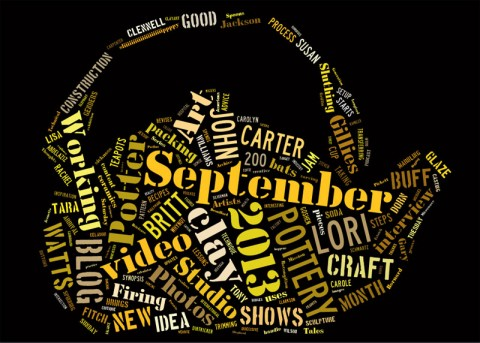 Clay Blog Review: September 2013