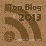 Top Pottery Blogs of 2013