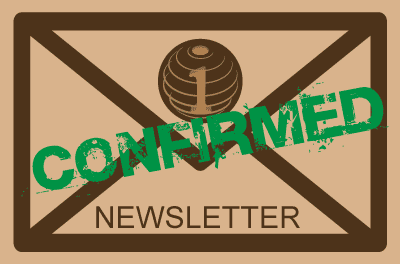 Newsletter Confirmed