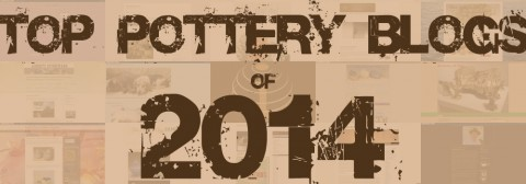 Top Pottery Blogs - 2014