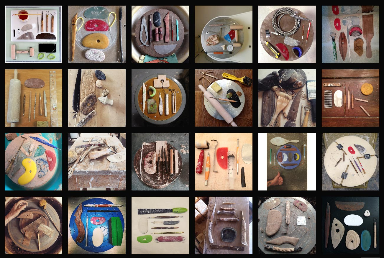 8 favorite pottery tools