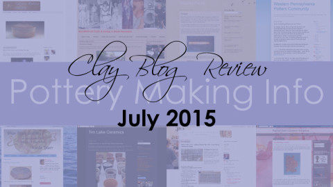 Clay Blog Review: July 2015