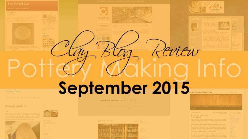 Clay Blog Review: September 2015