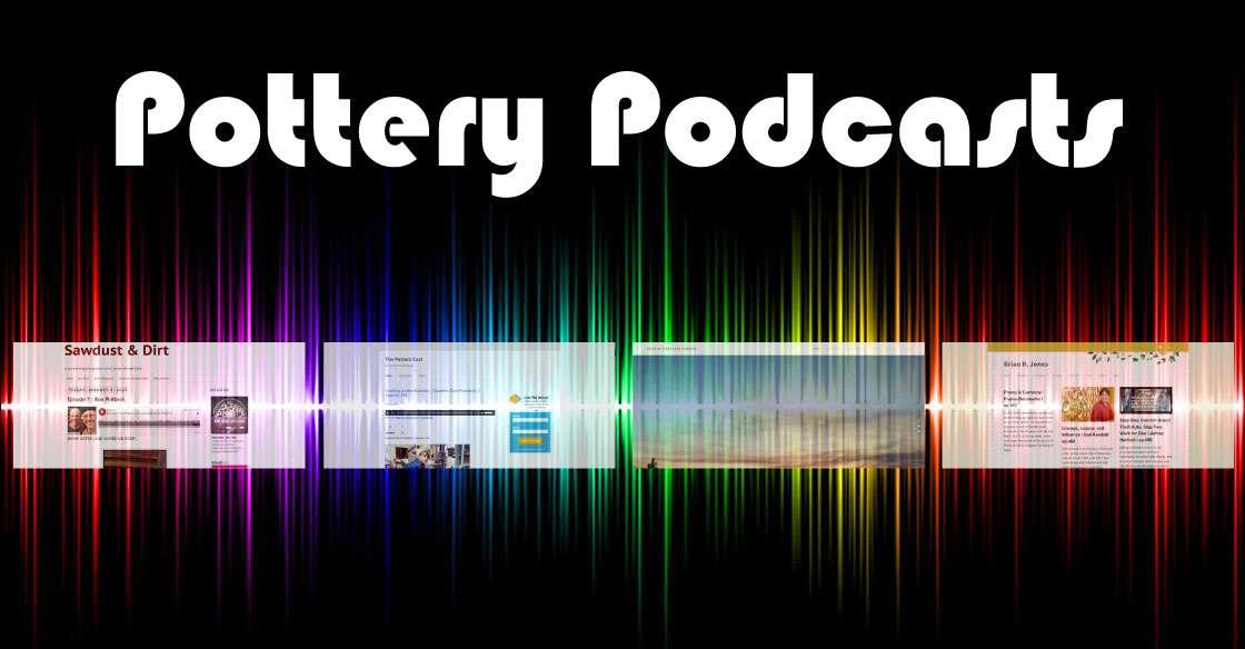 pottery podcasts
