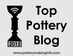 top blog badge - black