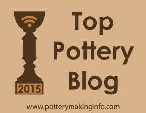 top blog badge - brown