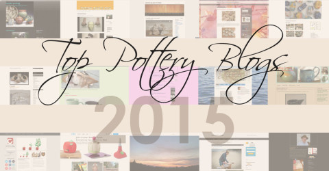 Top Pottery Blogs of 2015
