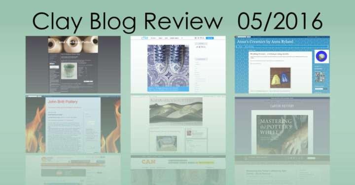May 2016 Clay Blog Review