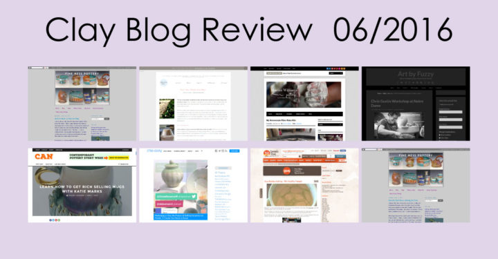 Clay Blog Review: June 2016