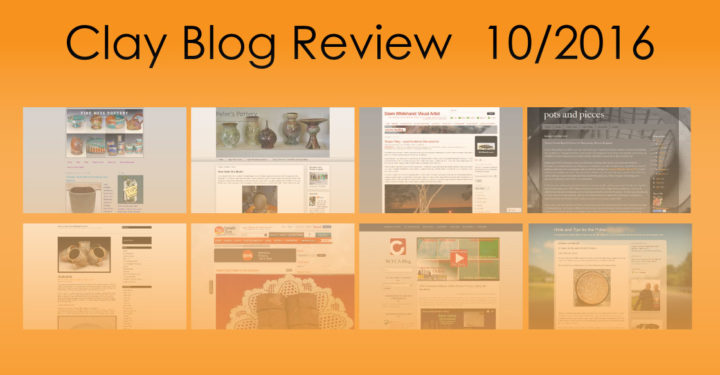 Clay Blog Review: October 2016