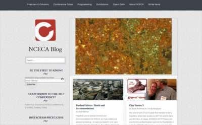 NCECA Blog