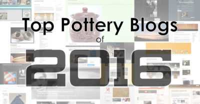 Top Pottery Blogs of 2016