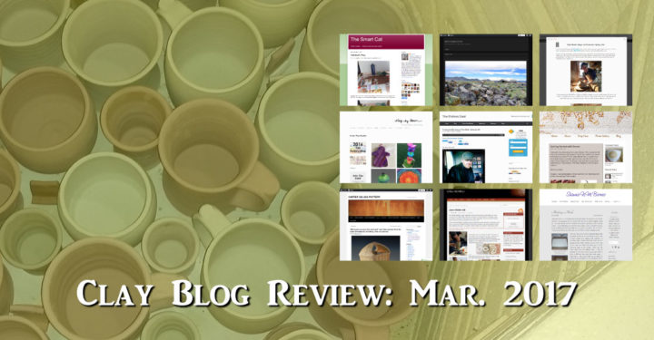 Clay Blog Review: March 2017