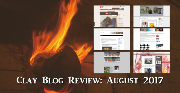 Clay Blog Review: August 2017