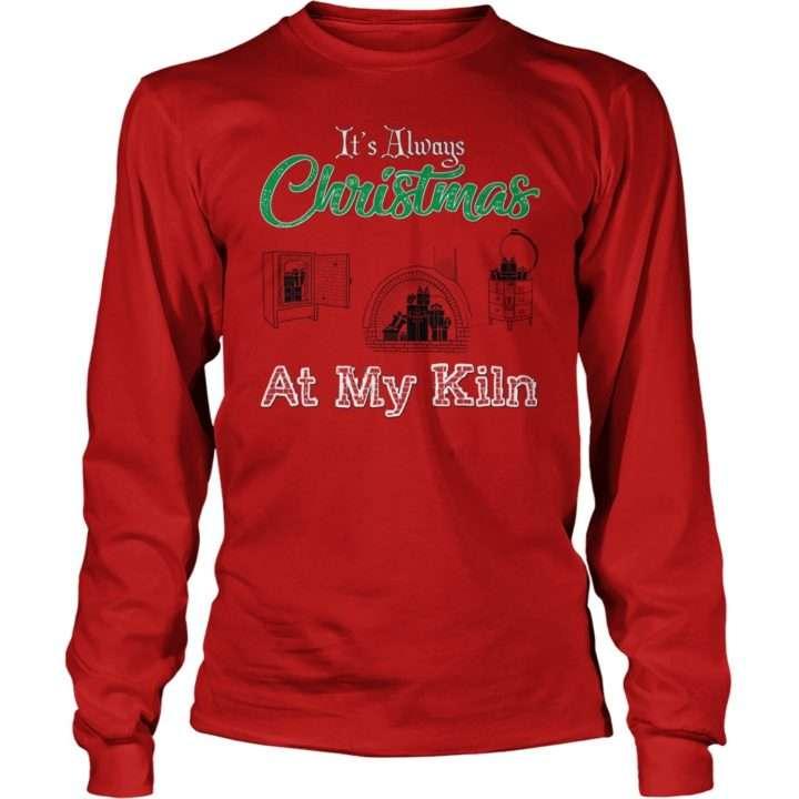 Christmas Kiln