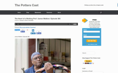 potters cast