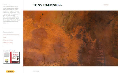 tony clennell