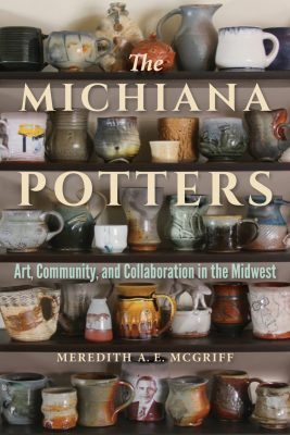 Pottery gifts: The Michiana Potters book